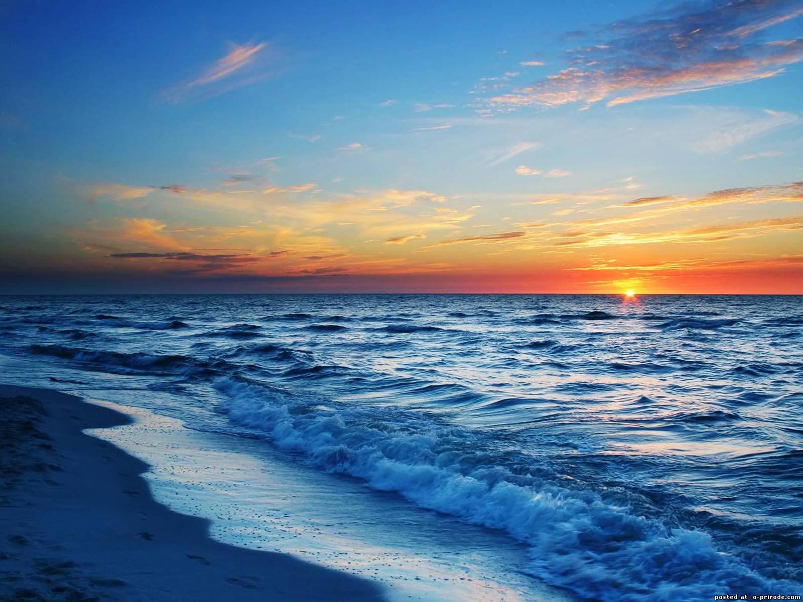 фото красивые море